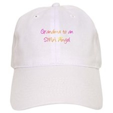 Grandma to An SMA Angel Baseball Cap
