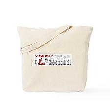 NB_Xoloitzcuintli Tote Bag