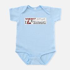 NB_Xoloitzcuintli Infant Creeper
