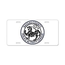 Nc Pal Shotokan Karate Aluminum License Plate