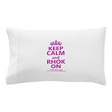 RHOK on Pillow Case