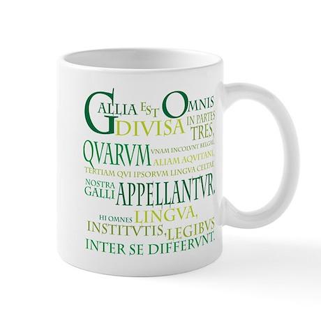 Gallia (Green) Mug