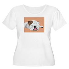 Ella Asleep T-Shirt