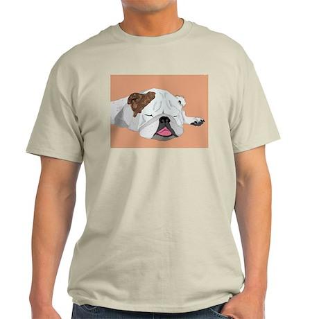 Ella Asleep Light T-Shirt