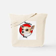 MarvinDog Media Tote Bag