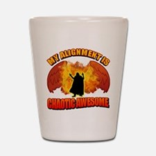 Chaotic Awesome Shot Glass