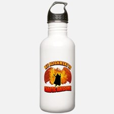Chaotic Awesome Water Bottle