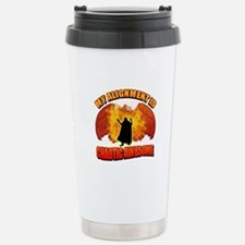 Chaotic Awesome Travel Mug