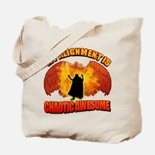 Chaotic Awesome Tote Bag