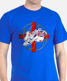 England football and boot crest T-Shirt