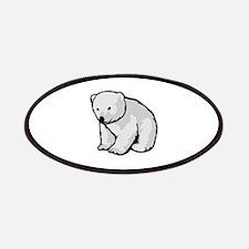 Polar Bear Cub Patches