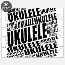 Popular Ukulele Puzzle