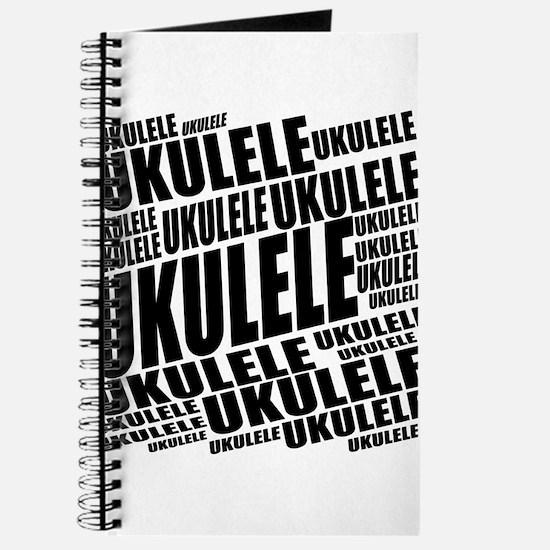 Popular Ukulele Journal