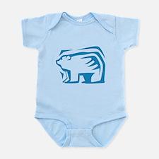 Polar Bear Infant Bodysuit