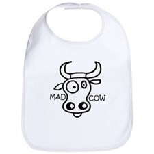 Mad Cow Bib