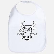 Mad Cow Bib