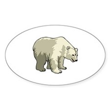 Polar Bear Decal