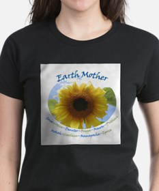 Cute Mother nature goddess Tee