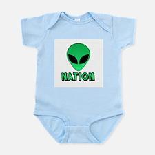Alien Nation Infant Creeper