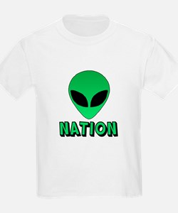 Alien Nation Kids T-Shirt