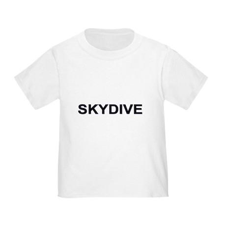 """SKYDIVE"" Toddler T-Shirt"