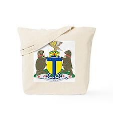 Toronto Coat Of Arms Tote Bag