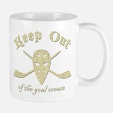 Hockey Goal Crease Mug