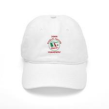 GOAL ITALY! 2006 Champions Baseball Cap