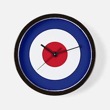 Funny Royal air force Wall Clock