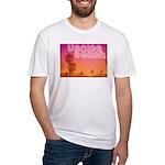Venice beach Fitted T-Shirt