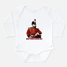 Cute Sousa Long Sleeve Infant Bodysuit