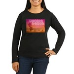 Venice beach Women's Long Sleeve Dark T-Shirt