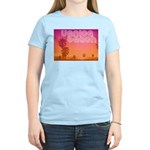 Venice beach Women's Light T-Shirt