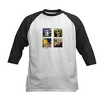 Famous Goldens (cl) Kids Baseball Jersey