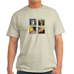 Famous Goldens (cl) T-Shirt