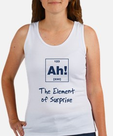 Ah Element Surprise Women's Tank Top