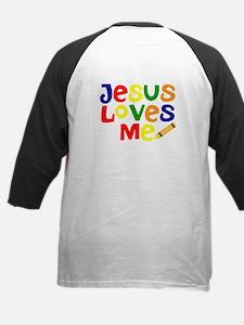 I Love Jesus/Jesus Loves Me Tee