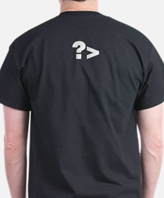 Double-Sided PHP T-Shirt