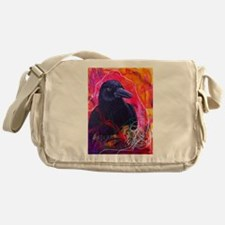 Starving Messenger Bag