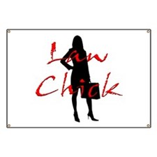 Law Chick Banner