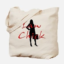 Law Chick Tote Bag