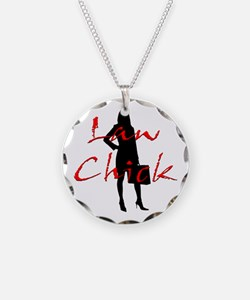 Law Chick Necklace