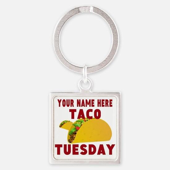 Taco Tuesday Keychains
