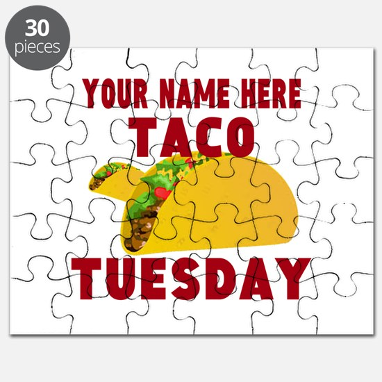 Taco Tuesday Puzzle