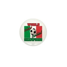 Ciao Italia World Soccer Champs Mini Button (100 p