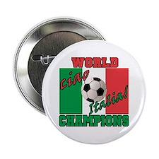 Ciao Italia World Soccer Champs Button