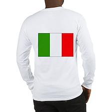 Ciao Italia World Soccer Champs Long Sleeve T-Shir