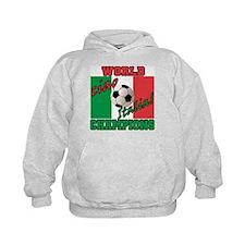 Ciao Italia World Soccer Champs Hoodie