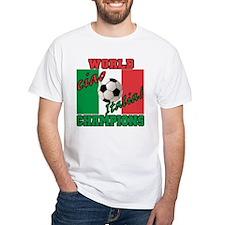 Ciao Italia World Soccer Champs Shirt