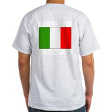 Ciao Italia World Soccer Champs Ash Grey T-Shirt